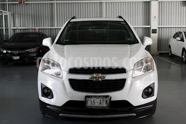 Foto venta Auto Seminuevo Chevrolet Trax LTZ (2015) color Blanco Galaxia precio $230,000