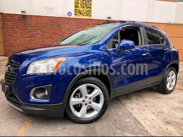Foto venta Auto Seminuevo Chevrolet Trax LTZ (2016) color Amatista Metalizado precio $248,000