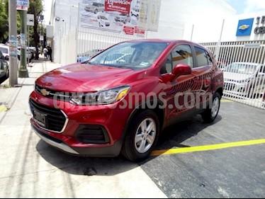 Foto venta Auto Seminuevo Chevrolet Trax Paq B LT (2018) precio $305,000