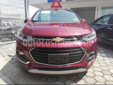 Foto venta Auto Seminuevo Chevrolet Trax Paq C Premier (2017) color Rojo Barroco precio $355,000