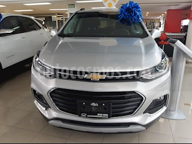 Foto venta Auto nuevo Chevrolet Trax Premier Aut color Plata Brillante precio $379,300