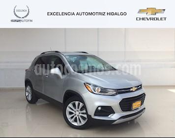 Foto venta Auto Seminuevo Chevrolet Trax Premier Aut (2018) color Plata Brillante precio $348,000
