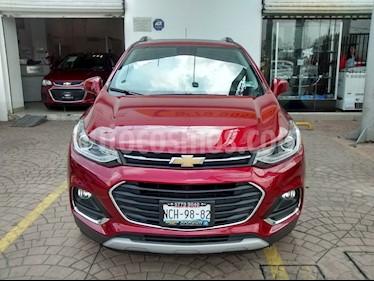 Foto venta Auto usado Chevrolet Trax Premier Aut (2018) color Rojo Victoria precio $350,000