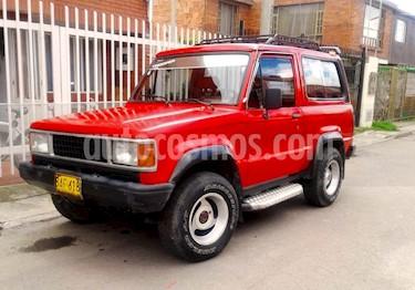 Foto venta Carro usado Chevrolet Trooper dlx full equipo (1987) color Rojo precio $11.000.000