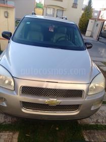 Foto venta Auto Usado Chevrolet Uplander LS Extendida Paq. B (2006) color Gris Plata  precio $87,000