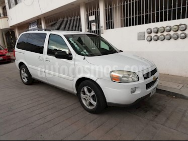 Foto venta Auto Seminuevo Chevrolet Uplander LS Extendida Paq. B (2005) color Blanco precio $75,000
