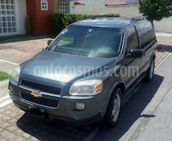 Foto venta Auto usado Chevrolet Uplander LS Paq. E (2005) color Gris Metalico precio $65,000