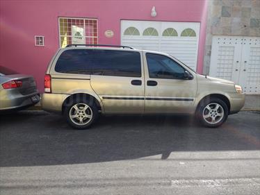 Foto venta Auto Seminuevo Chevrolet Uplander LS Paq. V (2006) color Champagne precio $87,000