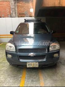 Foto venta Auto Seminuevo Chevrolet Uplander LS Paq. V (2007) color Gris Oscuro precio $80,000