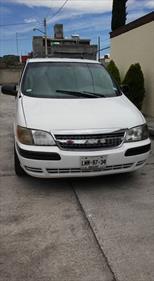 Foto venta Auto Usado Chevrolet Venture 3.4L LT Extendida (2003) color Blanco Alaska precio $55,000