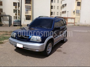 Foto Chevrolet Vitara 5P 4x4L4 1.6i 16V usado (2002) color Azul