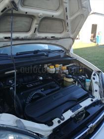 Chevrolet Vivant 1.6 LS AA MEC 5P usado (2008) color Blanco precio $4.500.000