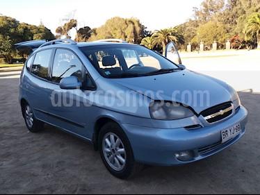Chevrolet Vivant 1.6 LS Mec 5P usado (2009) color Gris precio $3.700.000