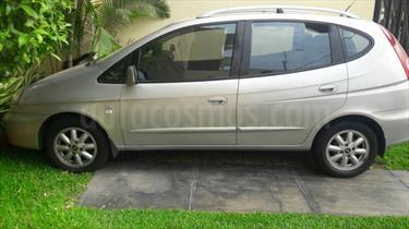 Chevrolet Vivant 1.6L usado (2010) color Plata Metalizado precio u$s8,000