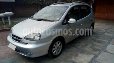 Foto venta Auto usado Chevrolet Vivant 1.6L (2011) color Plata precio u$s8,200
