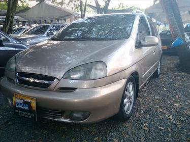 Foto venta Carro Usado Chevrolet Vivant 2.0 AT 5P (2000) color Beige precio $19.500.000