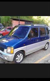 Foto venta carro usado Chevrolet Wagon R Auto. (2002) color Azul precio u$s1.400