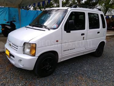 Foto venta Carro usado Chevrolet Wagon R Sincronico (2001) color Blanco precio $9.500.000