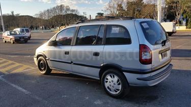 Foto venta Auto usado Chevrolet Zafira GL (2010) color Gris Larus precio $170.000