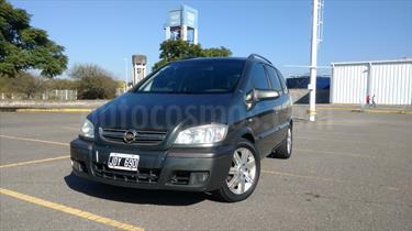 Foto venta Auto usado Chevrolet Zafira GLS (2010) color Verde precio $185.000