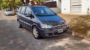 Foto venta Auto usado Chevrolet Zafira GLS (2006) color Azul precio $149.000