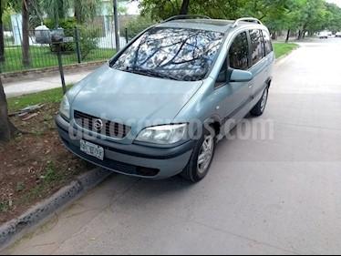 Foto venta Auto usado Chevrolet Zafira GLS (2003) color Gris precio $130.000