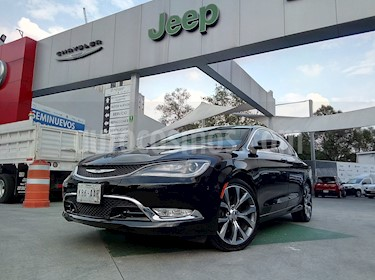 Foto venta Auto Seminuevo Chrysler 200 200C Advance (2015) color Negro