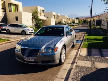 Chrysler 300 3.6L usado (2015) color Gris Plata  precio $20.490.000