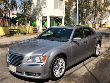 Foto venta Auto usado Chrysler 300 C 3.6L Premium  (2014) color Gris Plata  precio $276,000