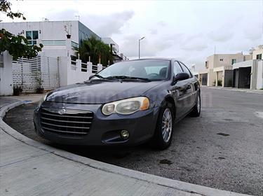 Foto venta Auto usado Chrysler Cirrus 2.4L LXi  (2005) color Grafito precio $48,000