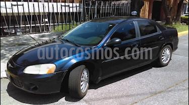 Foto venta Auto usado Chrysler Cirrus 2.4L LXi  (2002) color Azul precio $40,000