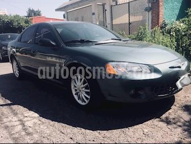 Foto venta Auto usado Chrysler Cirrus 2.4L LXi  (2001) color Verde precio $45,000