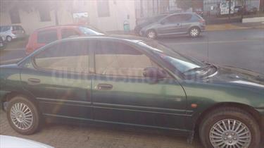 Foto venta Auto Usado Chrysler Neon LE 1.8  (1998) color Verde Oscuro precio $46.000