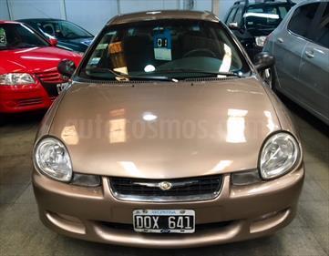 Foto venta Auto Usado Chrysler Neon LE 2.0 (2001) color Champagne precio $110.000