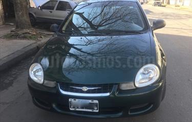 Foto venta Auto Usado Chrysler Neon LE 2.0 (2000) color Verde precio $99.000