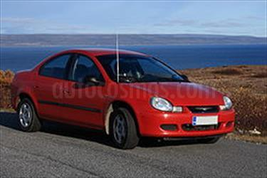 Foto Chrysler Neon LX Sinc. usado (2000) color Rojo Autentico precio u$s2.000