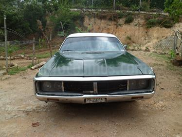 Foto venta carro Usado Chrysler New Yorker Sedan (1972) color Verde precio u$s1.100