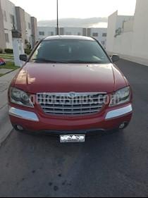 Foto venta Auto usado Chrysler Pacifica 4.0L FWD Touring (2005) color Rojo precio $95,000