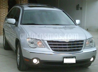 Foto venta Auto usado Chrysler Pacifica Limited Platinum (2007) color Plata Metalico precio $115,000