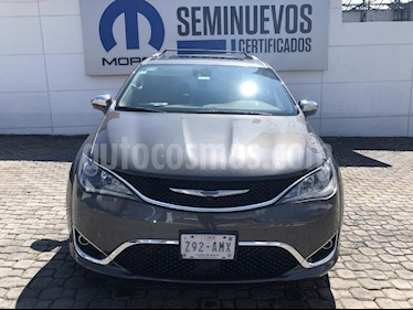 Foto venta Auto Seminuevo Chrysler Pacifica Limited (2017) color Gris precio $610,000
