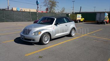 Foto venta Auto Seminuevo Chrysler PT Cruiser Touring Convertible ATX (2006) color Gris Plata  precio $76,500