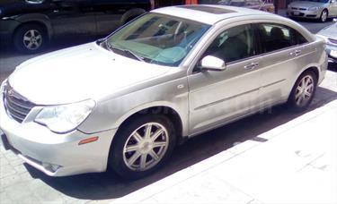 Foto venta carro usado Chrysler Sebring 2.7L Aut (2008) color Plata precio u$s2.500