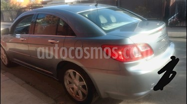Chrysler Sebring Sedan 2.7 Limited L AT 4P usado (2010) color Gris precio $5.500.000