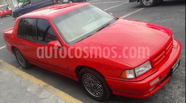 Foto venta Auto Seminuevo Chrysler Spirit RT (1992) color Rojo precio $115,000