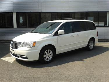 Chrysler Town and Country Li 3.6L 2012