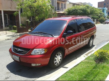 Foto venta carro Usado Chrysler town and country mini van (2003) color Rojo precio BoF3.500.000