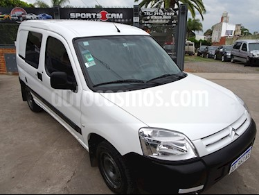 Foto venta Auto Usado Citroen Berlingo Furgon 1.4 Business Mixto (2017) color Blanco Banquise