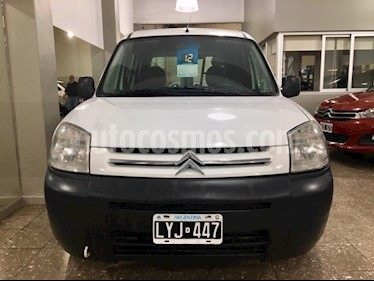 Foto venta Auto Usado Citroen Berlingo Furgon 1.6 HDi Business (2012) color Blanco precio $235.000