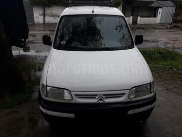 Foto venta Auto Usado Citroen Berlingo Furgon 1.9 D PLC (2007) color Blanco precio $120.000