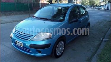 Foto venta Auto Usado Citroen C3 1.4 HDi Exclusive (2004) color Azul Celeste precio $105.000